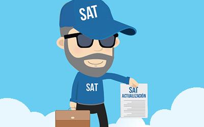 El SAT amplía el plazo para presentar la Declaración Anual de personas físicas
