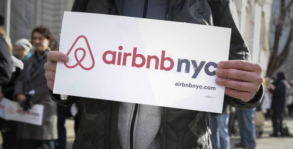Nueva York va contra Airbnb y aplicaciones similares.