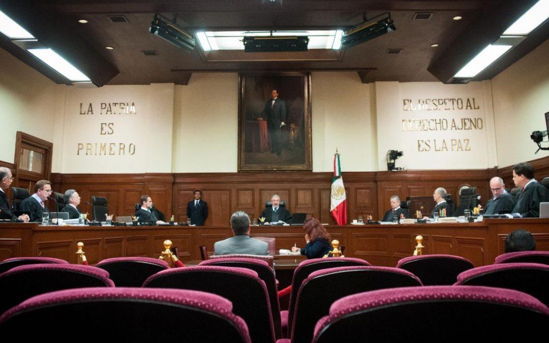 La Suprema Corte de Justicia de la Nación (SCJN) invalidó en su totalidad la Ley de Seguridad Interior