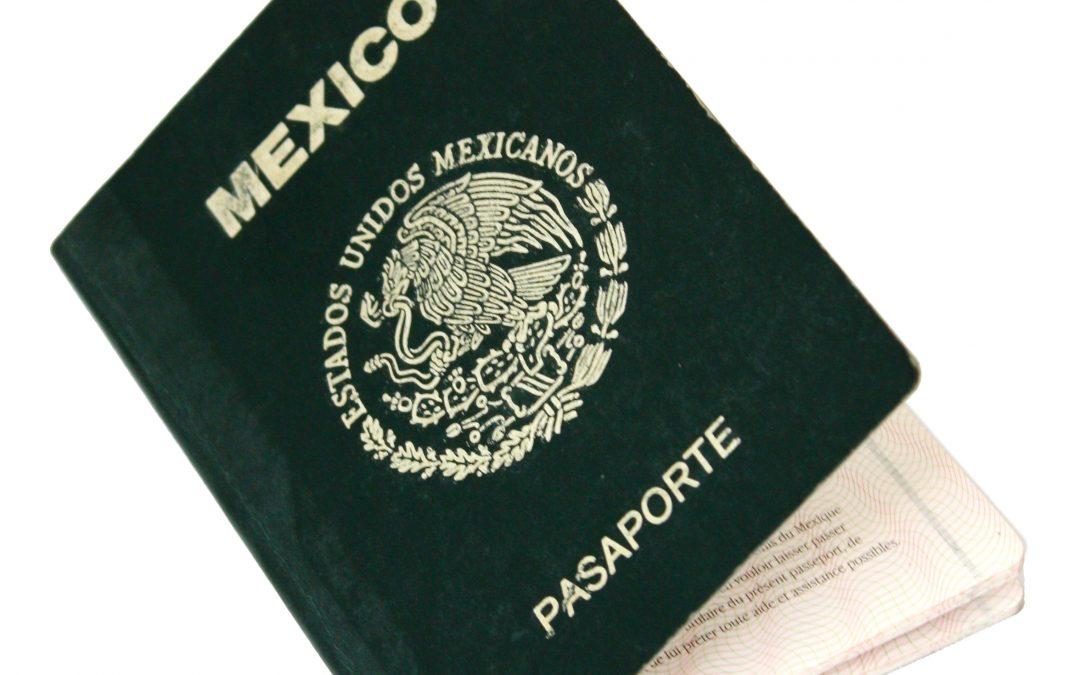 Reposición de Pasaporte
