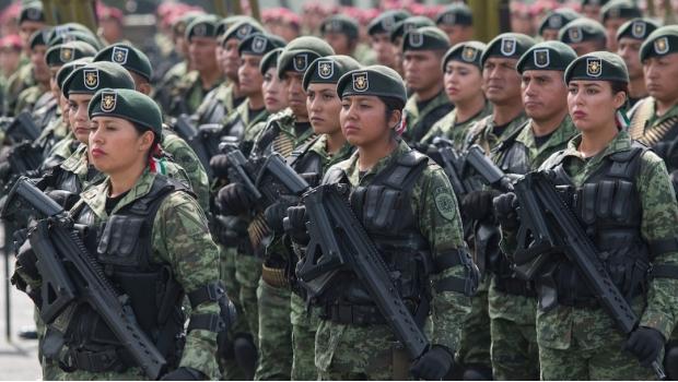 Derecho a la maternidad y garantía en su seguridad para las mujeres de la Secretaría de la Defensa Nacional (SEDENA) y de la Secretaría de la Marina (SEMAR)