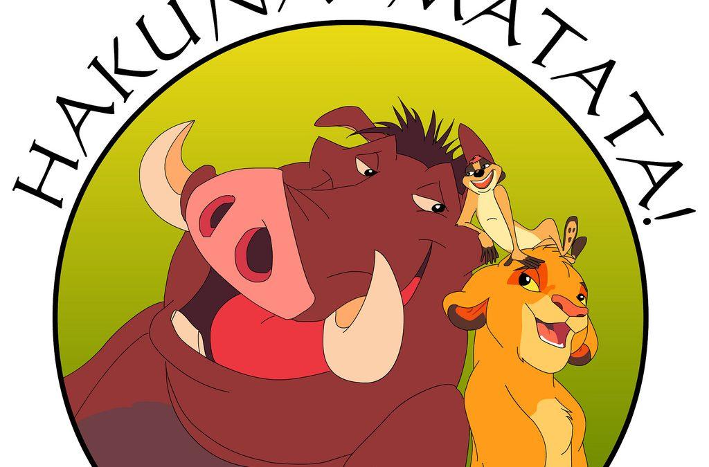 """Disney podría renunciar a su marca registrada """"Hakuna Matata"""""""