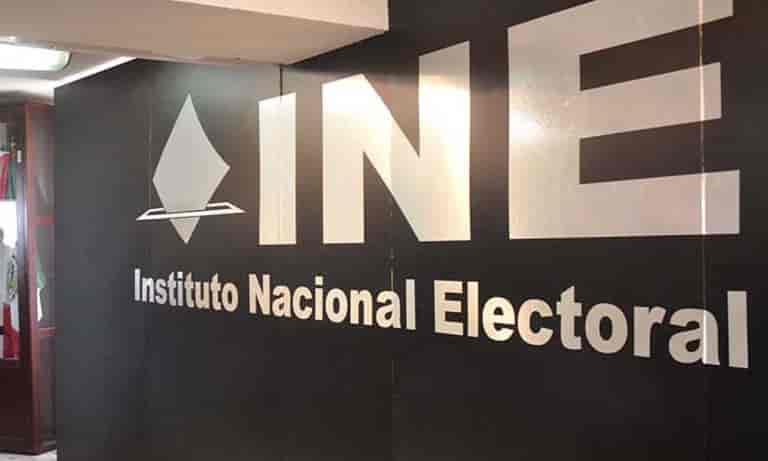 Participación del Instituto Nacional Electoral, en las elecciones locales del 2019.