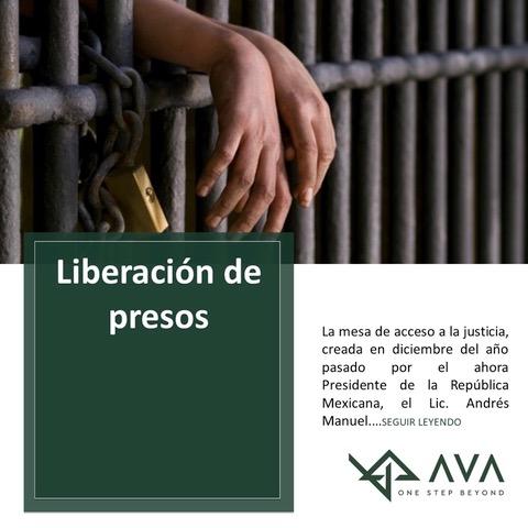 Liberación de presos