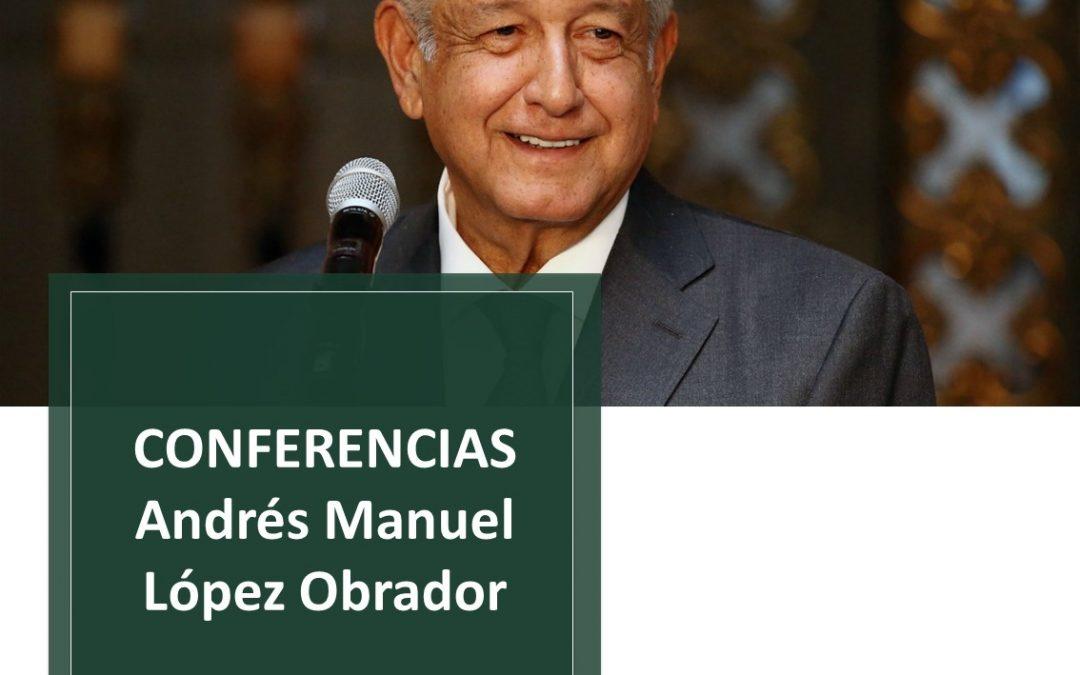 Resumen de la Conferencia de Prensa del EjecutivoFederal