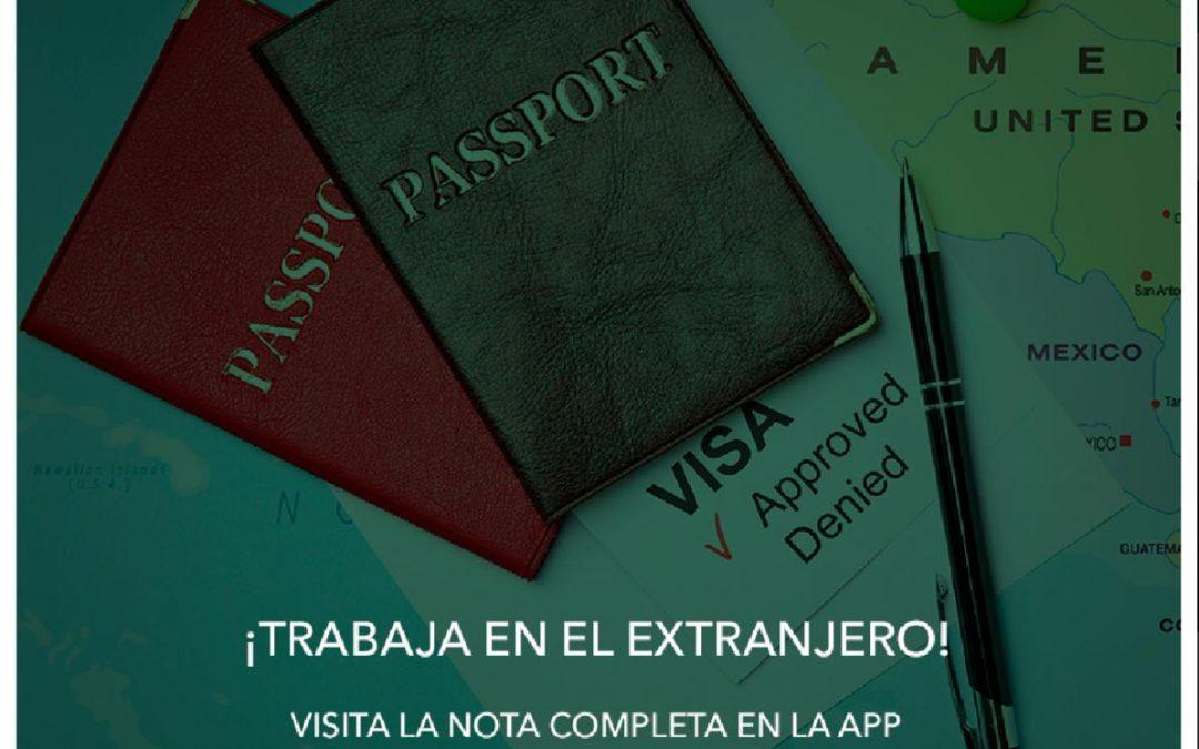 Visa por oferta de trabajo