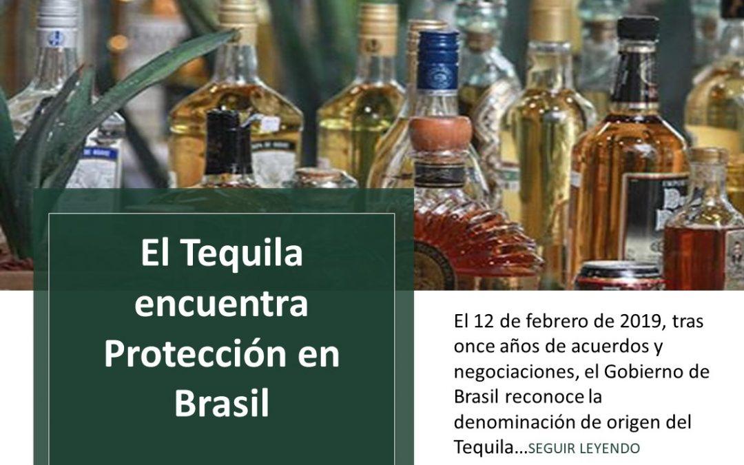 El Tequila encuentra Protección en Brasil