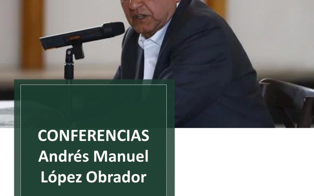 Resumen de la Conferencia de prensa de Poder Ejecutivo