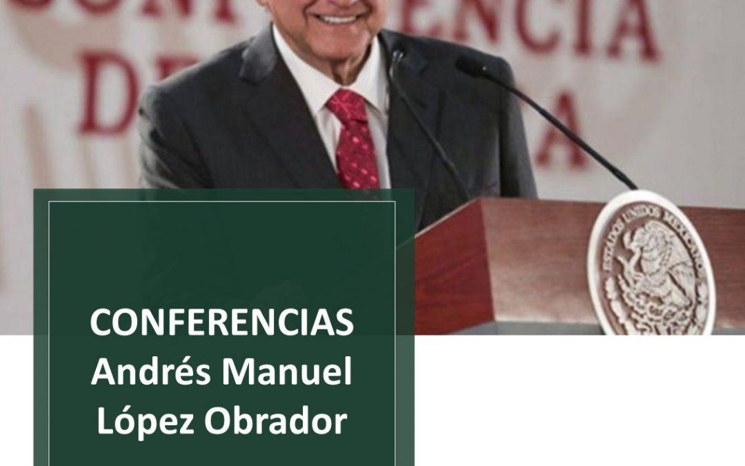 Resumen la Conferencia de Prensa del Poder Ejecutivo