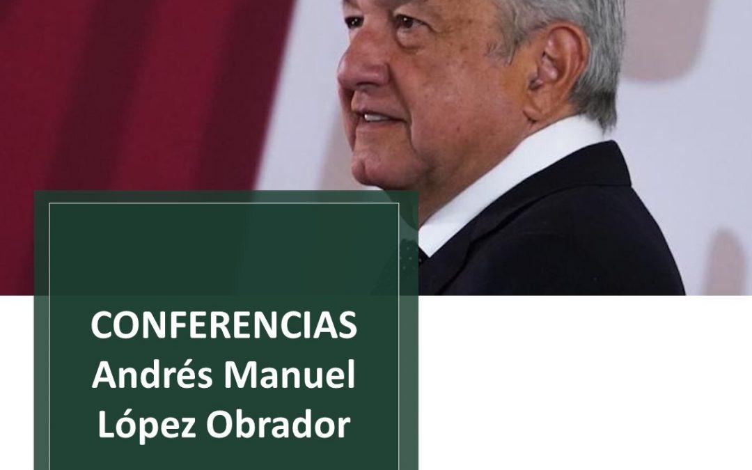 Resumen de la Conferencia de Prensa del Poder Ejecutivo de hoy