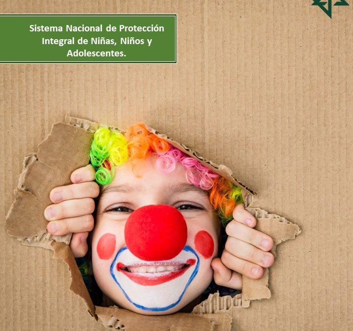 Sistema Nacional de Protección Integral de Niñas, Niños y Adolescentes (SIPINNA).