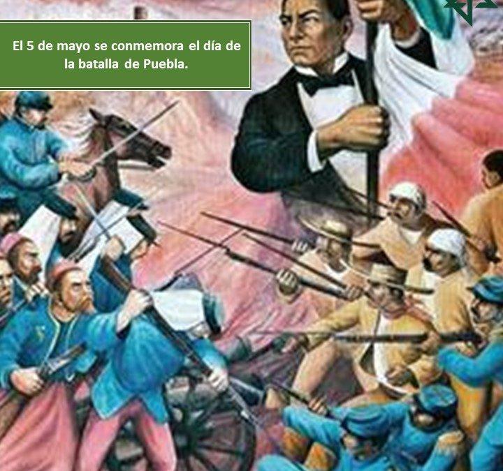 Día de la Batalla de Puebla.