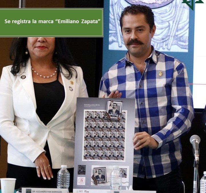 """Se registra la marca """"Emiliano Zapata"""""""