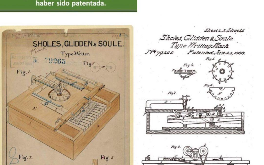 El próximo 23 de junio, la máquina de escribir cumple 151 años de haber sido patentada.