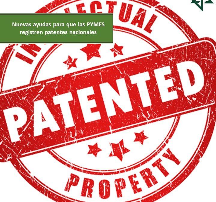 Nuevas ayudas para que las pymes registren patentes nacionales